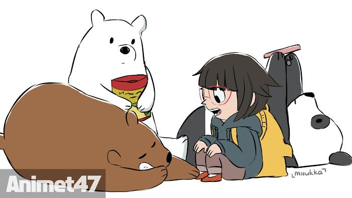 Ảnh trong phim We Bare Bears 1