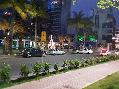 Parque Calçadão no Centro de Itapema