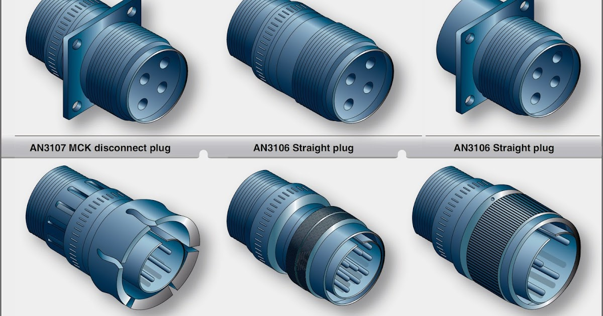 Aircraft Cable Connectors : Aircraft systems connectors and conduit
