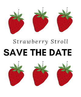 Crafters wanted - 17th Annual Strawberry Stroll - June 14