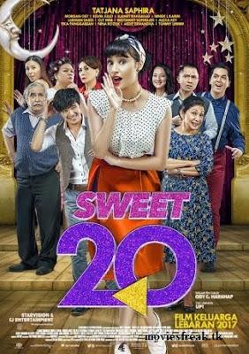 Download Film Indonesia Sweet 20 (2017) Full Movie