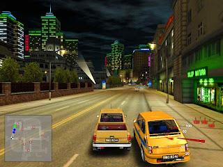 game mengemudi