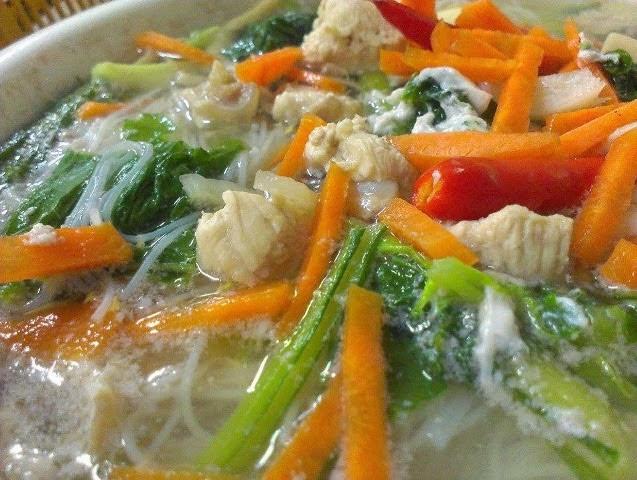 Mee Hoon Sup Simple