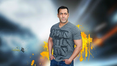 Pictures of Salman Khan's amazing body
