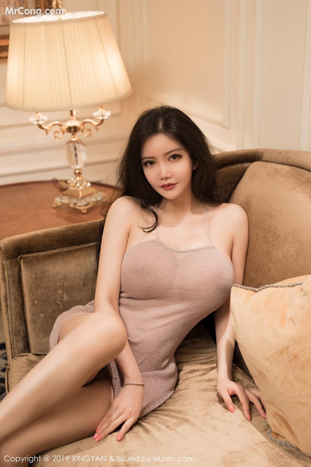 Image XingYan-Vol.122-MrCong.com-001 in post XingYan Vol.122: 心妍小公主 (47 ảnh)
