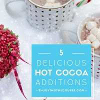 5 Delicious Hot Cocoa Additions