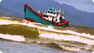 BMKG Imbau Nelayan dan Operator Kapal Waspada Ombak Besar