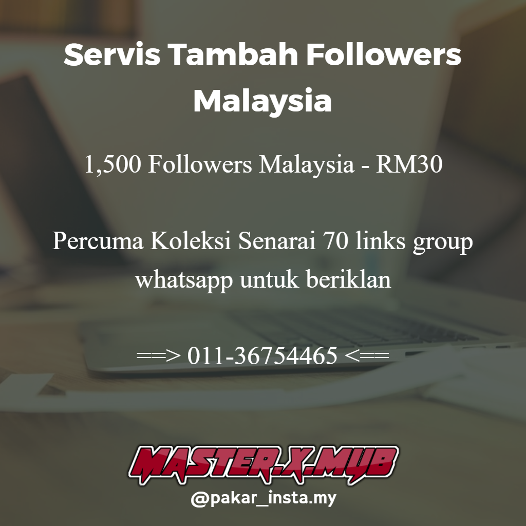 how to buy instagram followers malaysia
