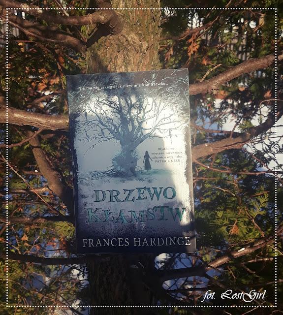 """Drzewo kłamstw"" Frances Hardinge"