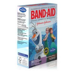 Băng Cá Nhân Hình Đáng Yêu Cho Bé Gái Band Aid Disney Frozen Xách Tay Mỹ