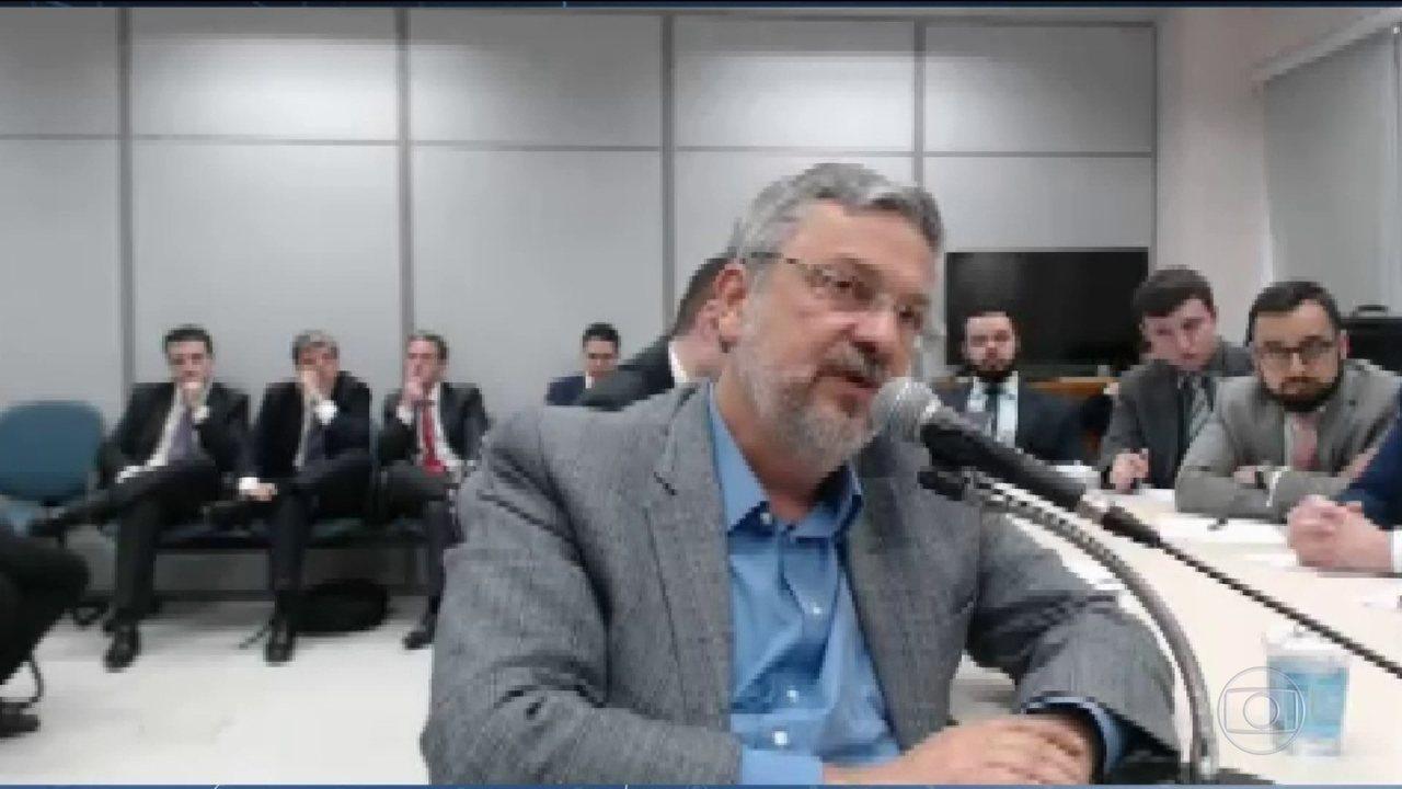 Palocci diz, em delação, que bancos doaram 50 milhões ao PT em troca de favores