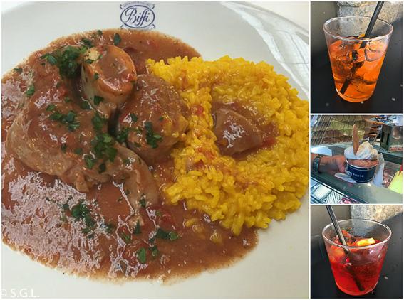 10+1 visitas imprescibdibles de Milan. Gastronomia milanesa