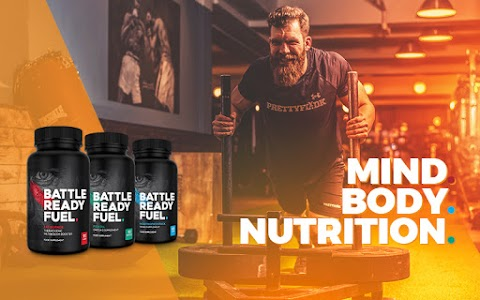 Battle Ready Fuel - Made for Those Who Dare