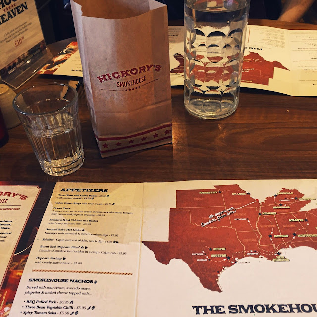 Hickory's Smokehouse Chester Popcorn