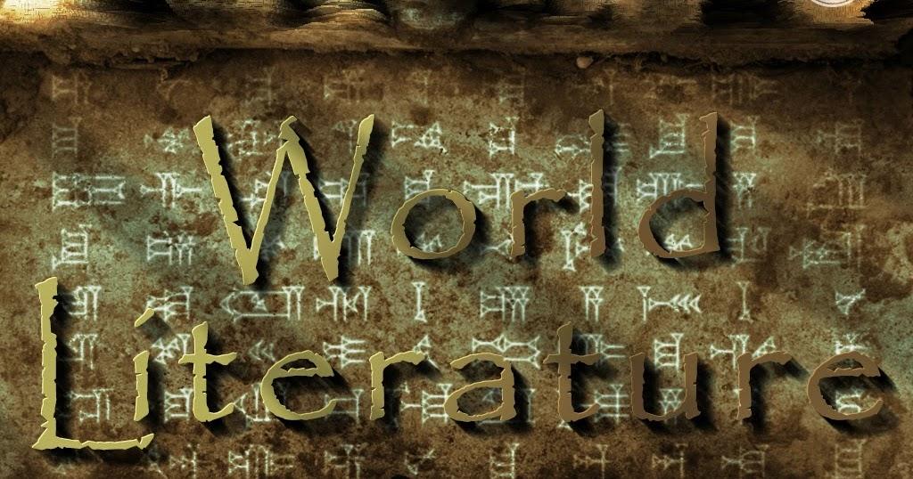 literature of the world