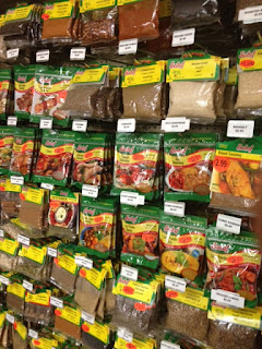 Wide Selection of Middle Eastern and Mediterranean Herbs and Spices at Pars Market LLC Columbia Maryland 21045