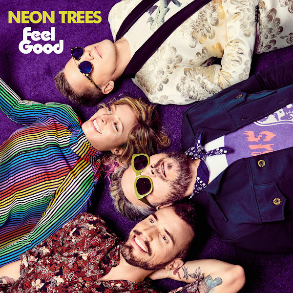 Neon Trees - Feel Good - Single Cover