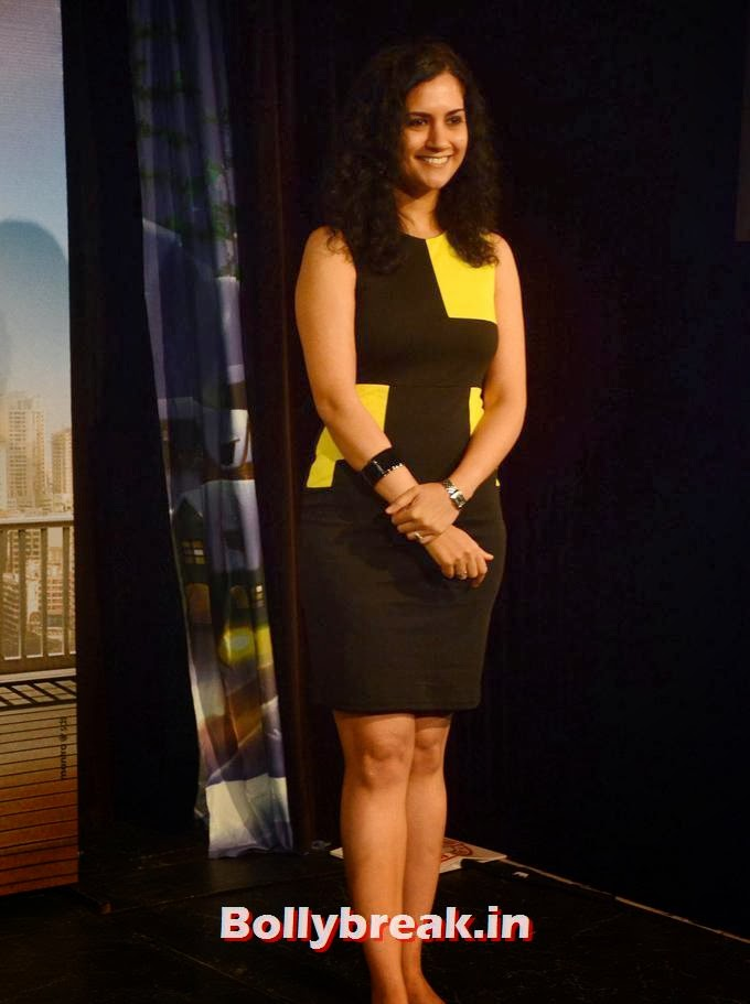 Devika Bhagat, First look of film One By Two Photos, Preeti Desai, abhay Deol at One by two Movie Trailer Launch