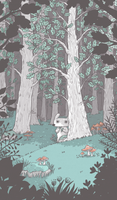 Hey Bu!-Secret Forest ver.9