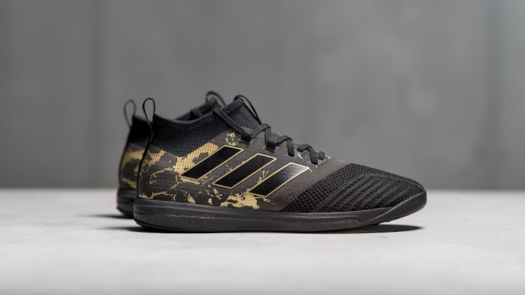 pretty nice b087d e9615 Special-Edition Adidas Ace Tango 17 Paul Pogba Trainer ...