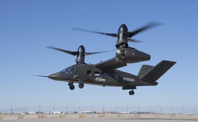 Primer vuelo del Bell V-280, candidato a renovar toda la flota de helicópteros de EEUU
