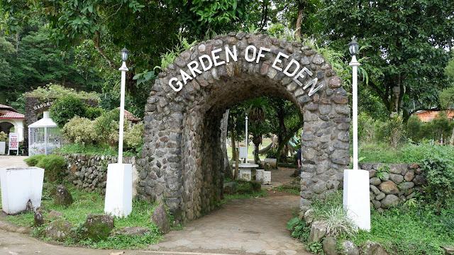 garden of eden kamay ni Hesus