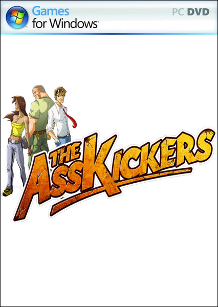 The Asskickers PC Game Full Version Free Download