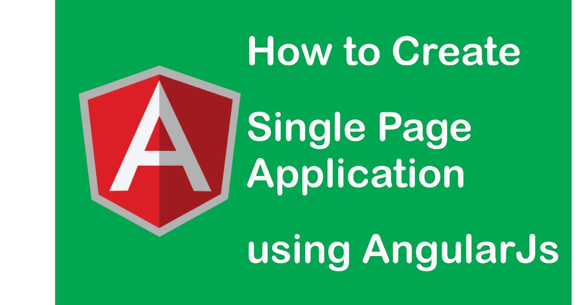 angular single page application consumer