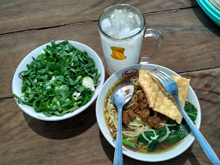Kuliner Mie Ayam Wonogirinya Kang Karman 2