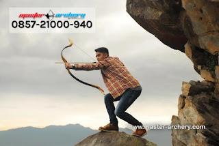 Jual Busur Panah PVC Tangerang - 0857 2100 0940 (Fitra)