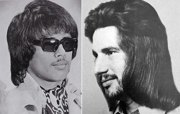 romantic men hairstyle