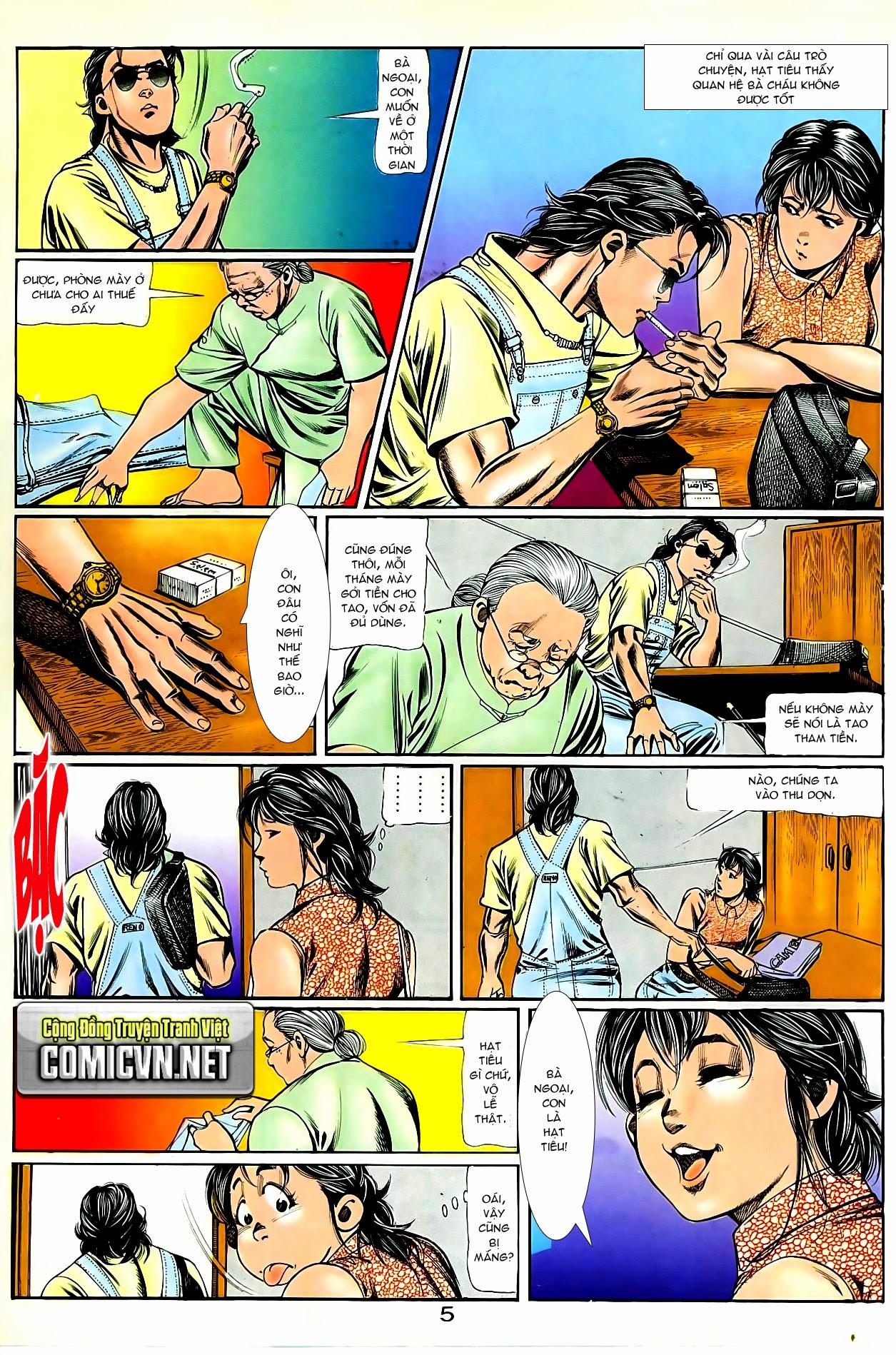 Người Trong Giang Hồ chapter 80: macau nổi sóng gió trang 19