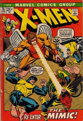 X-Men #75, the Mimic