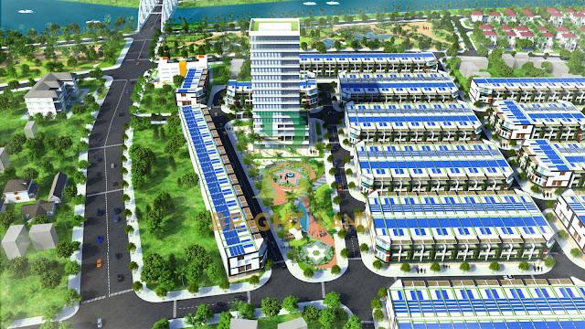 dự án Ocean Blue