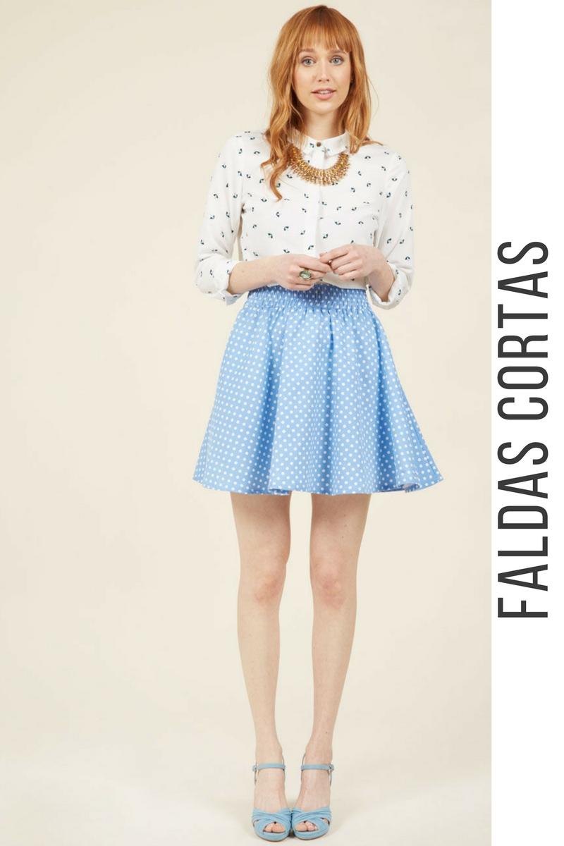 43 Modelos de Faldas Cortas que NO te Puedes Perder Tendencias