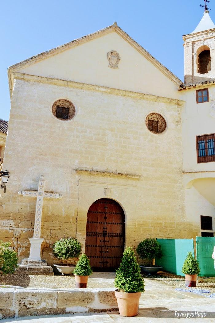 Iglesia del Carmen Alhama de Granada - A una hora de Granada - TuvesyyoHago