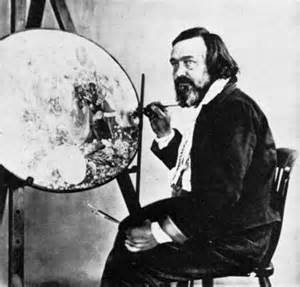 Photo de Richard Dadd à l'asile