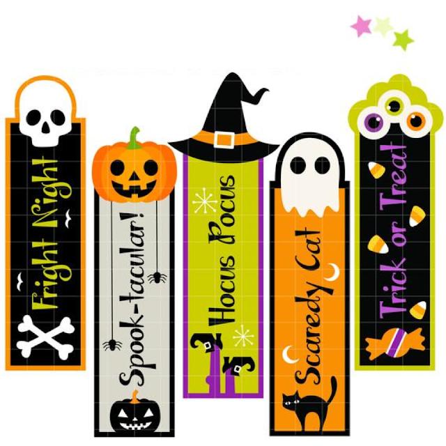 Những chiếc bookmark kinh dị cực dễ thương