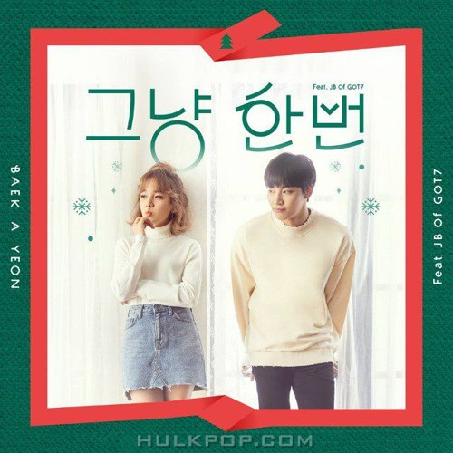 BAEK A YEON – Just Because (Feat. JB Of GOT7) – Single (ITUNES PLUS AAC M4A)