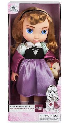 Кукла из мультика Спящая красавица малышка аниматор фирмы Дисней