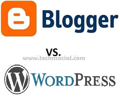 WordPress vs. Blogger- Who is Best for Newbie or Pro Blogger?