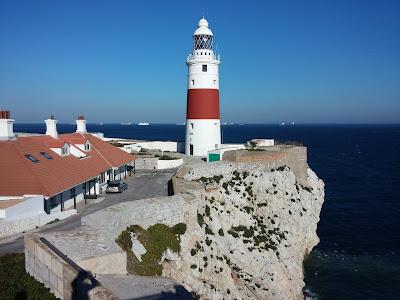 Latarnia morska na Gibraltarze