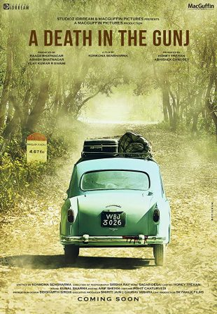 A Death in the Gunj 2016 Full Hindi Movie Download HDRip 720p ESub
