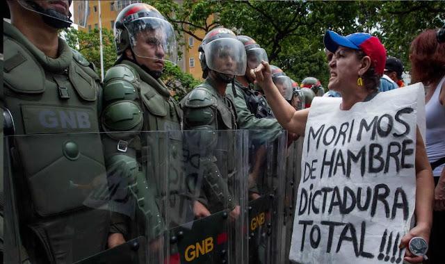 Coronel activo de la GNB rechazó la Constituyente de Maduro