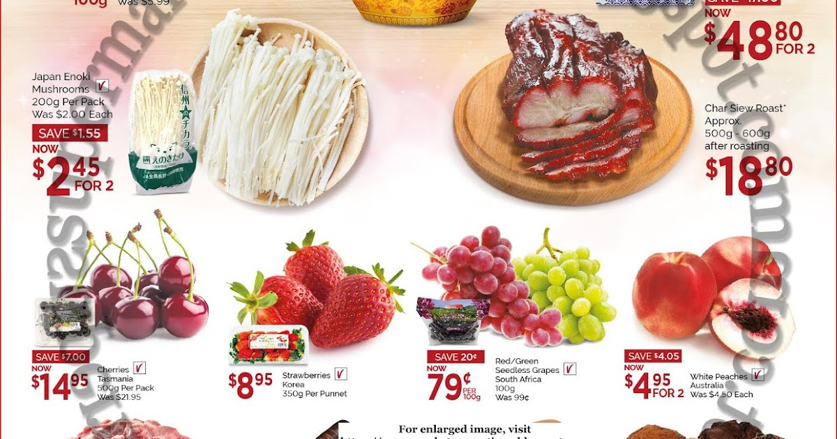 Cold Storage CNY Promotions 17 - 23 January 2019 ~ Supermarket Promotions