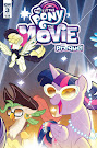 My Little Pony My Little Pony: The Movie Prequel #3 Comic Cover B Variant