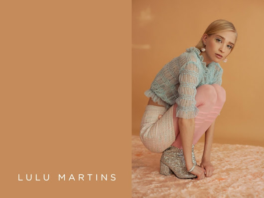 Lulu Martins ~ Miracles Lookbook F/W 2017