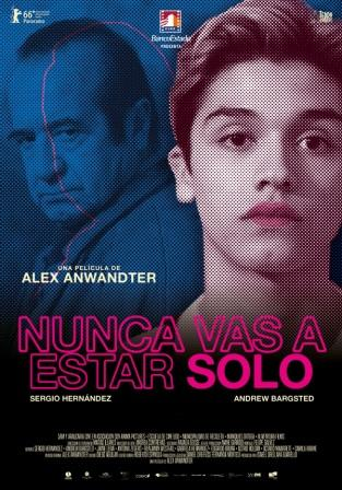Nunca Vas a Estar Solo - PELICULA - sub English - Chile - 2016