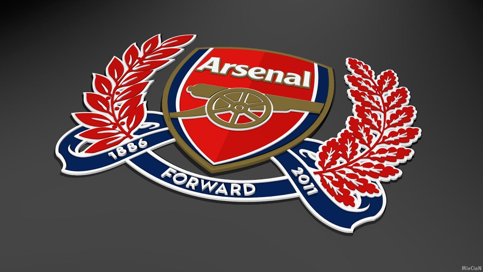 16 Wallpaper Gambar Logo Arsenal Fc Terkeren Boeob Keren