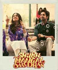 Shubh Mangal Savdhan (2017) Full Hindi Movie DVDScr 300MB 480p